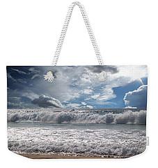Dawn Weekender Tote Bag by Athala Carole Bruckner