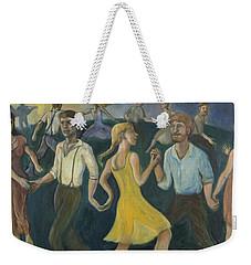 Dawn Dance Weekender Tote Bag