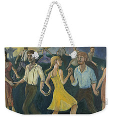 Dawn Dance Weekender Tote Bag