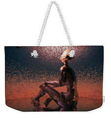 Dawn Weekender Tote Bag by John Alexander