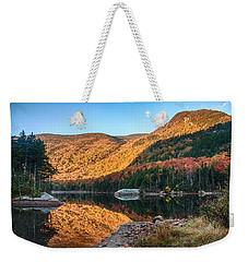 Dawn Over Kinsman Notch Weekender Tote Bag