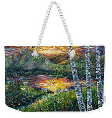Dawn's Early Light Weekender Tote Bag