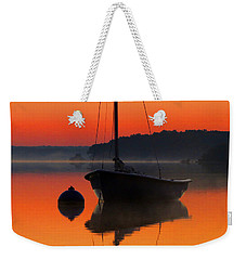 Weekender Tote Bag featuring the photograph Dawn's Light by Dianne Cowen