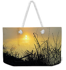 Weekender Tote Bag featuring the photograph Daybreak by Robyn King
