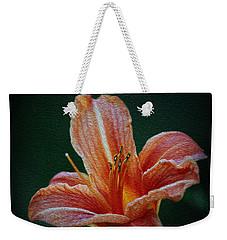 Day Lily Rapture Weekender Tote Bag