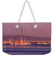 Day Peep Weekender Tote Bag