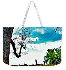 Weekender Tote Bag featuring the photograph Daydreamer by Faith Williams