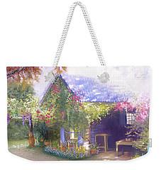 Daylesford Cottage Weekender Tote Bag