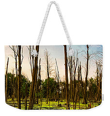 Daylight In The Swamp Weekender Tote Bag