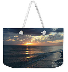 Days End Over Sanibel Island Weekender Tote Bag