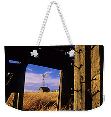 Days Gone By Weekender Tote Bag by Bob Christopher