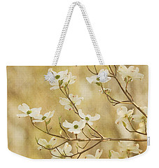 Days Of Dogwoods Weekender Tote Bag