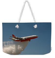 Dc 10 Air Tanker Weekender Tote Bag