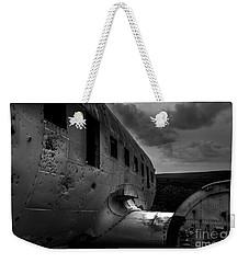 Dc-3 Weekender Tote Bag