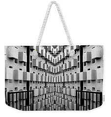 Dead End Weekender Tote Bag