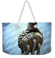 Dead Eye - Nautical Art  Weekender Tote Bag by Charlie Brock