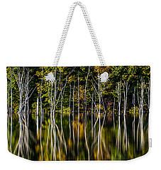 Deadwood Weekender Tote Bag by Mihai Andritoiu