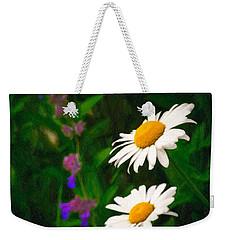 Dear Daisy Weekender Tote Bag