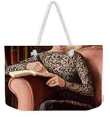Dear Diary Weekender Tote Bag
