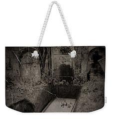 Death Becomes Her Weekender Tote Bag