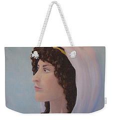 Deborah    Prophetess And Judge Weekender Tote Bag