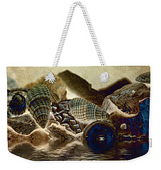 Debris 12 B Weekender Tote Bag by WB Johnston