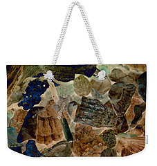 Debris 2 Weekender Tote Bag by WB Johnston