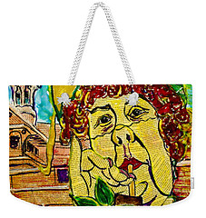 Decadent And Depraved On Derby Day Weekender Tote Bag