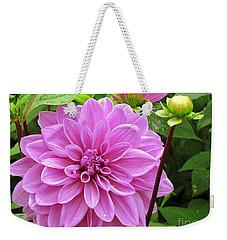 Decadent Dahlia   Weekender Tote Bag