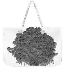 December '12 Weekender Tote Bag
