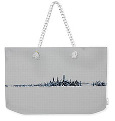 December Sky Weekender Tote Bag