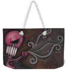Deception Weekender Tote Bag by Abril Andrade Griffith