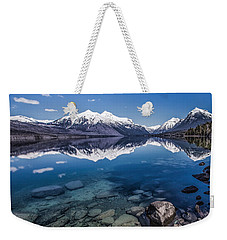 Deep Freeze Weekender Tote Bag
