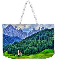 Deep In The Mountains Weekender Tote Bag