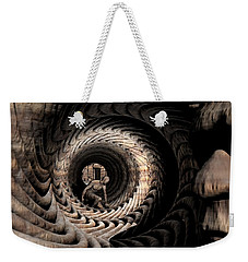 Deep In Thought Weekender Tote Bag by John Alexander