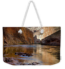 Deep Inside The Grand Canyon Weekender Tote Bag