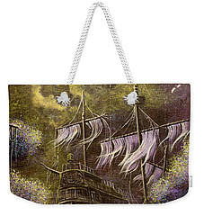 Deep Peace Weekender Tote Bag