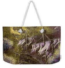 Deep Peace Weekender Tote Bag by Jack Malloch