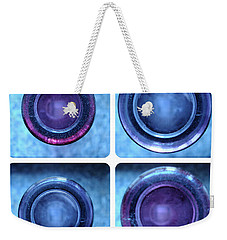 Weekender Tote Bag featuring the photograph Deep Thoughts Part One by Sir Josef - Social Critic - ART