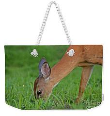 Deer 25 Weekender Tote Bag