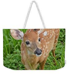Deer 42 Weekender Tote Bag