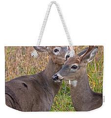 Deer 48 Weekender Tote Bag
