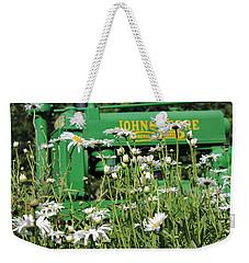 Deere 1 Weekender Tote Bag