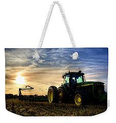 Deere Sunset Weekender Tote Bag