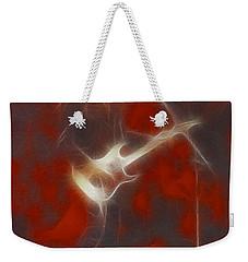 Deflep-adrenalize-vivian-ge11-fractal Weekender Tote Bag by Gary Gingrich Galleries