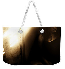 Dejection Weekender Tote Bag by Jessica Shelton