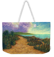 Del Mar Trails 02 Weekender Tote Bag