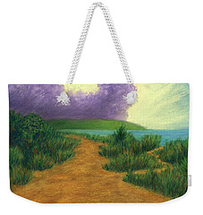 Del Mar Trails 03 Weekender Tote Bag