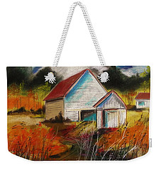 Delaware Valley Weekender Tote Bag