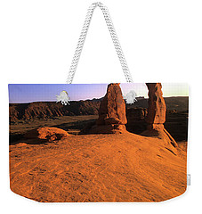 Delicate Arch Weekender Tote Bag by Bob Christopher